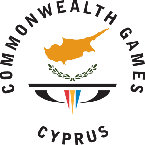 Cyprus Commonwealth Games Association Logo