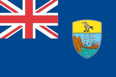 Flag of St Helena
