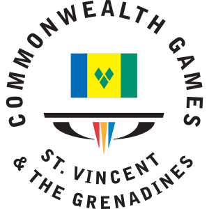 St Vincent and the Grenadines CGA logo