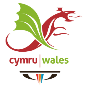 Commonwealth Games Wales Logo