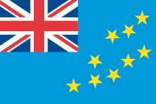 Flag of Tuvalu