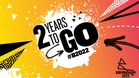 Birmingham 2022 celebrates Two Years to Go milestone