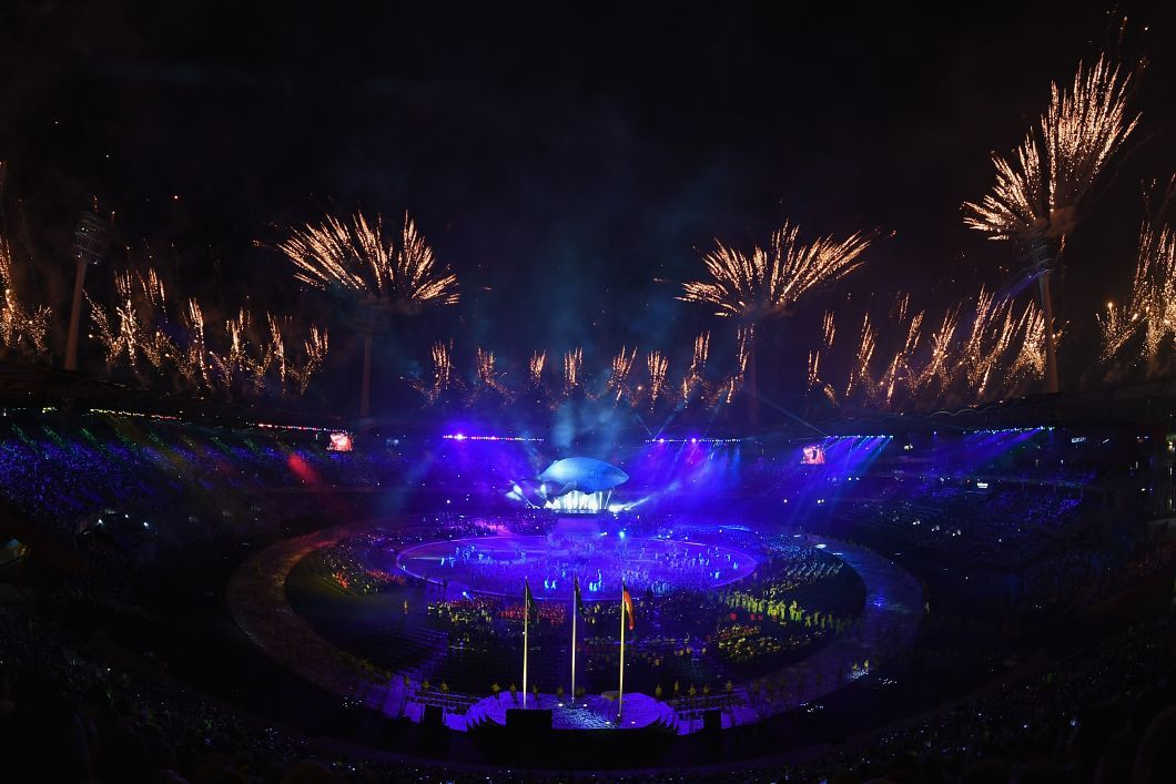 Gold Coast 2018 Opening Ceremony, 4 April 2018