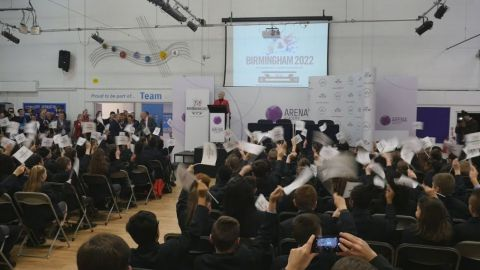 Birmingham 2022 Host City Announcement